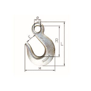 Pre-Painted Steel Zinc Chain -
