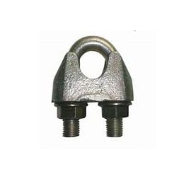 Din1142 wire rope clips